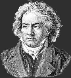 Beethoven sketch